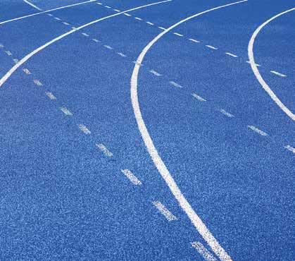 athletics office track