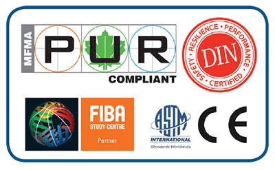 basketball floors accreditations