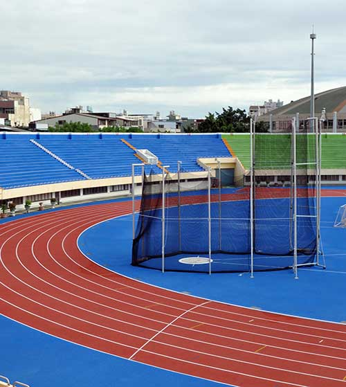 athletics sports surfaces