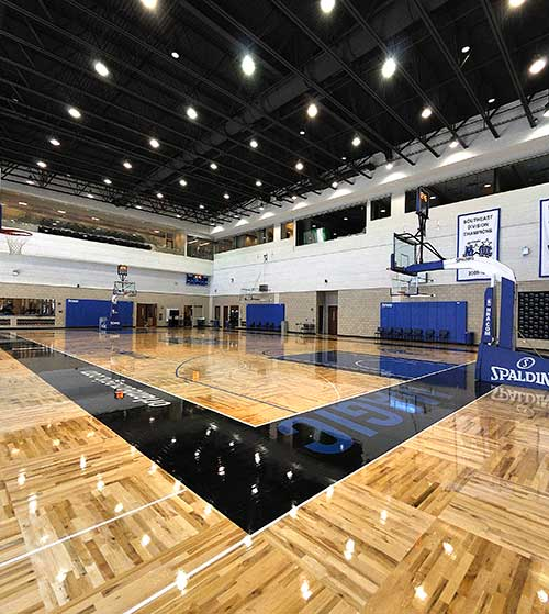 basketball timber floor