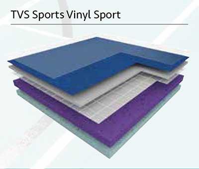 sports vinyl floors
