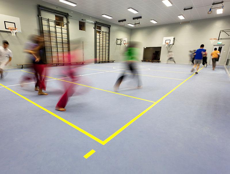 Sports Flooring For Schools