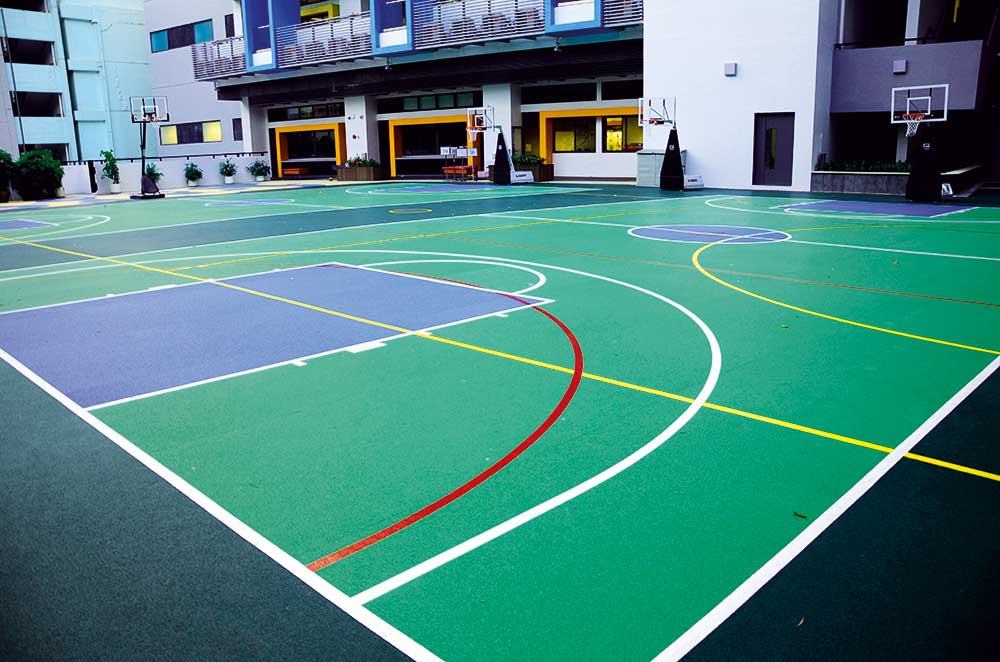 What Are The Different Types of Sports Flooring