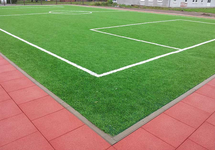 football flooring