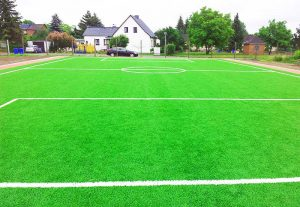 artificial football fields