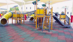 What Is The Safest Outdoor Play Area Flooring